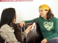 Každá tvorivá činnosť vedie k uzdravovaniu. Rozhovor s terapeutkou a maliarkou D. Kolářovou