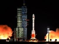 Čína dopravila na obežnú dráhu Zeme druhú vesmírnu stanicu