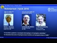 Vyhlásili laureátov Nobelovej ceny za fyziku