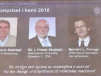 Nobelovu cenu za chémiu získali traja molekulárni vedci
