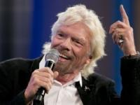 Miliardár Branson oznámil vývoj nového nadzvukového lietadla