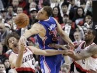 Video: Portland opäť na čele NBA, Hardenovi to sypalo za bod