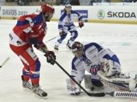 Brankár Staňa vychytal na Spenglerovom pohári víťazstvo CSKA