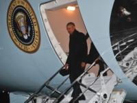 Obama sa rozlúčil aj s prezidentským lietadlom Air Force One