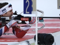 Nóri triumfovali v Ruhpoldingu, slovenská štafeta štrnásta