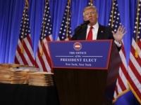 Trump nahradí Obamacare, postaví aj sľúbený múr pri Mexiku