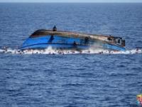 Pri Líbyi po prevrátení lode zrejme zomrelo až 100 migrantov