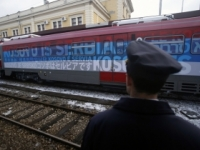 Vlak do Kosova spôsobil roztržku, Srbi hrozia armádou