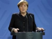 Merkelová: Rokovania o odchode Británie z EÚ nebudú rýchle