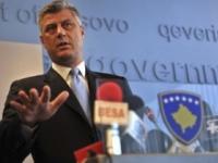 Srbi chcú podľa Thaciho anektovať časť Kosova ako Rusi Krym
