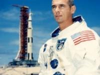 Zomrel Eugene Cernan, ako posledný kráčal po povrchu Mesiaca