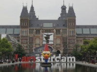 Amsterdam postihol rozsiahly blackout, nejazdili ani vlaky