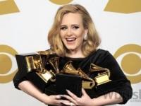 Na udeľovaní cien Grammy vystúpi aj anglická hviezda Adele