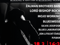 LIVIN´BLUES 2017 našliapaná bluesová jazda