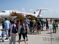 Bratislavské letisko je žiadané, počet cestujúcich stúpa