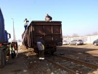 Vo vagóne na stanici vo Vajnoroch bol rádioaktívny materiál
