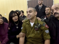 Vojak zastrelil raneného Palestínčana, dostal rok a pol