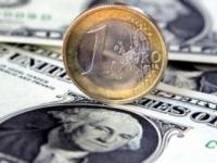 Spoločná európska mena klesla voči doláru