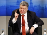 Hrozí nebezpečenstvo ruskej invázie, varuje Porošenko