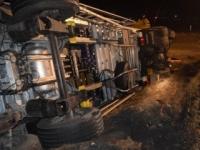Zrážka dvoch kamiónov pri Čadci si vyžiadala jednu obeť