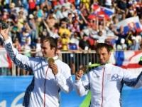 Škantárovci získali Zlaté pádlo za svoj výkon na olympiáde