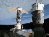 Ruská vesmírna loď Progress MS-05 dorazila na ISS