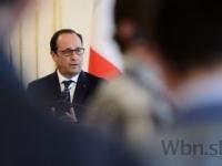 Hollande protestuje, Trumpove vyjadrenie o Paríži si vyprosí