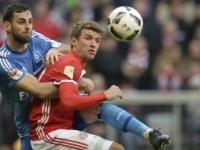Video: Bayern potupil Hamburg, Duda už okúsil Bundesligu