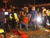 V USA vrazilo auto do davu, hlásia takmer 30 zranených