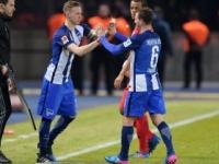 Hertha získala tri body, najväčší aplauz patril nášmu Dudovi