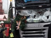 Dopravca chce späť kamión, ktorým spáchali útok v Berlíne