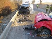 Obrazom: Nehodu pri Žiline neprežil 36-ročný vodič Felicie