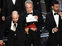 Našli vinníka, ktorý spôsobil obrovský trapas na Oscaroch