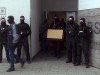 Stovky policajtov v Berlíne vykonali razie proti islamistom