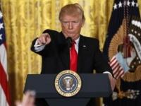 Trump obvinil Obamu, že stojí za politickými protestmi