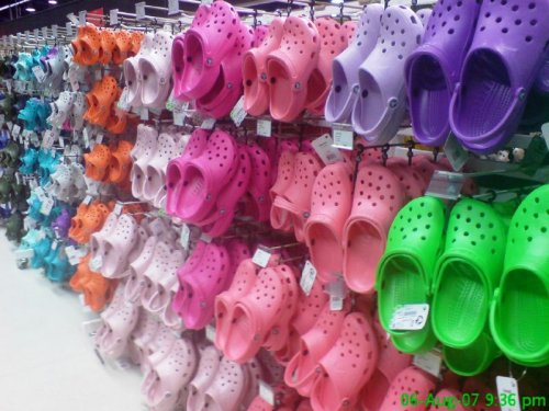 ColorfulCrocs